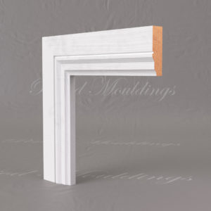 The Casey Contemporary Architrave